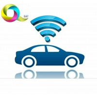 SMART CAR DEVICE  WIFI BASED COMPATIBLE WITH ALEXA DEVICE & ALEXA APPLICATION. MODEL-DLX