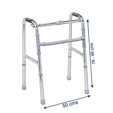 H HEALTH WALKER DURABLE AND SAFE (Light Weight) FOLDING
