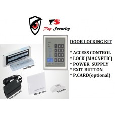 S COMPLETE SECURITY DIGITAL ELECTRONIC LOCKING SYSTEM
