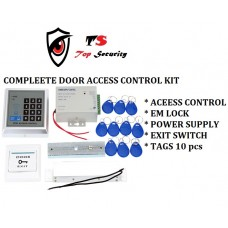 S COMPLETE SECURITY DIGITAL ELECTRONIC LOCKING SYSTEM (HEAVY DUTY)