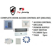S COMPLETE SECURITY DIGITAL LOCKING SYSTEM DELUXE HD