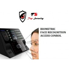 S  BIOMETRIC FACE RECOGNITION SECURITY SYSTEM WITH NETWORKING TCP/IP