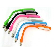 E USB LED LIGHT FOR NIGHT READING BOOKS LAPTOP MOBILE ETC.