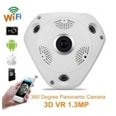 E SECURITY IP CAMERA WIRELESS WITH TWO WAY AUDIO & SD CARD OPTION