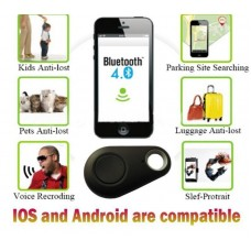 S GPS BLUETOOTH SECURITY TRACKING DEVICE (GOOGLE MAPS)ANDROID / IOS APP
