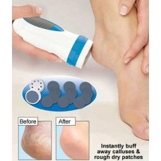 G  Professional Genuine Electronic Pedicure Foot Callus Removal Tool DX Ladies